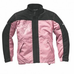 Difi veste junior Cubby noir/rose