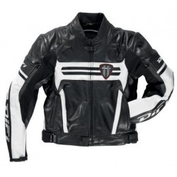 Difi veste Elroy II noir/blanc