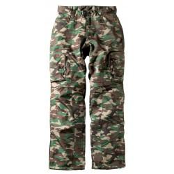 Difi pantalon Trend Aerotex camouflage 2