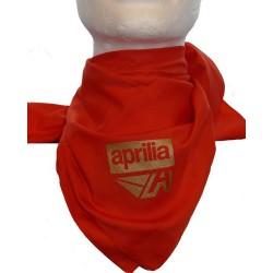 Bandana Aprilia. Rouge mat