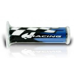 Harri's Poignées Grip Harri's Racing Bleu