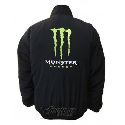 BLOUSON MONSTER ENERGY HOMME