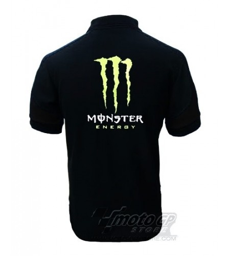 POLO MONSTER ENERGY HOMME