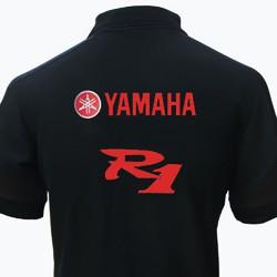 POLO YAMAHA R1 HOMME