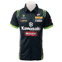 Chemise Kawasaki couleur...