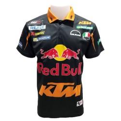 Polo KTM couleur noir homme