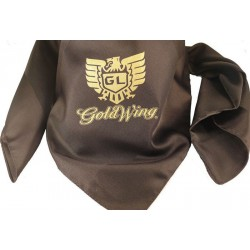Bandana Goldwing. Noir