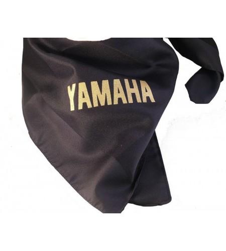 Bandana, Yamaha. Noir